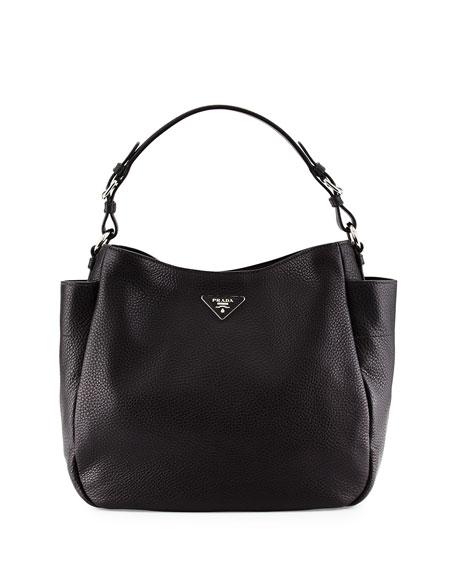 908330e63b Prada Vitello Daino Single Strap Tote Bag