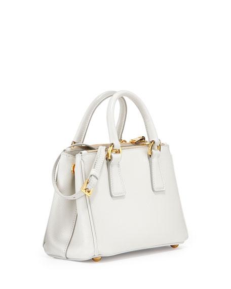Prada Saffiano Mini Galleria Crossbody Bag eb789003cf9dd
