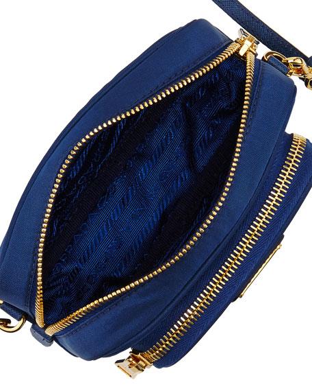 9f03f9f216f Tessuto Small Pocket Crossbody Bag Royal Blue (Royal)