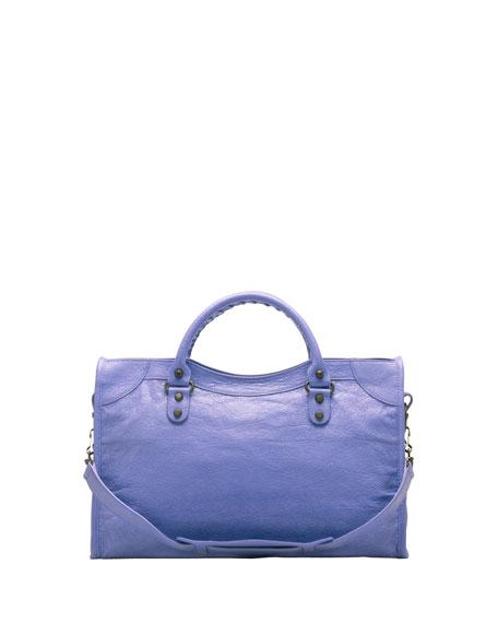 Classic City Bag, Mauve