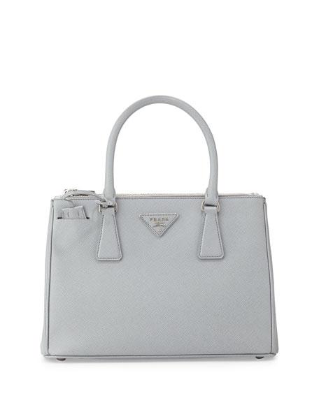 7979bfd8ef4 Prada Saffiano Lux Double-Zip Tote Bag