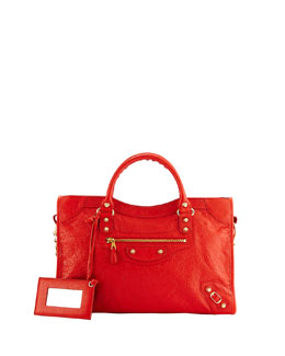 Giant 12 City Bag, Red