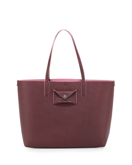 4e1bbd799b96 MARC by Marc Jacobs Metropolitote Saffiano Leather Tote Bag