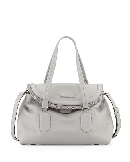3507bbcb906 MARC by Marc Jacobs Silicon Valley Satchel Bag, Storm Cloud