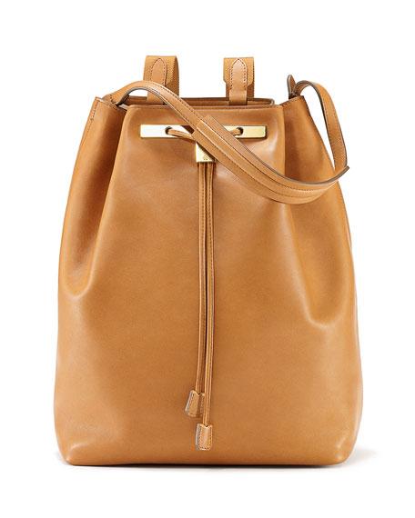 Backpack 11 Leather Bag, Copper