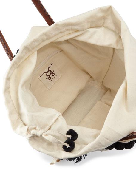 Bardot Medium Tuk Tuk Beach Tote Bag