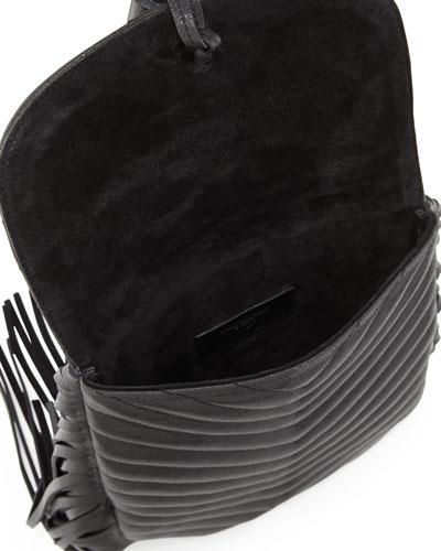 ysl tassel clutch replica - anita small matelasse crossbody bag, black