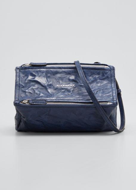 Givenchy Pandora Mini Leather Crossbody Bag