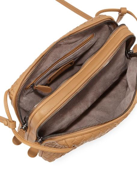 Intrecciato Double-Compartment Bag