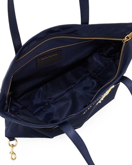 Wingman Patch Nylon Tote Bag