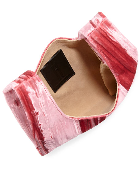 Venetian Brocade Envelope Clutch Bag