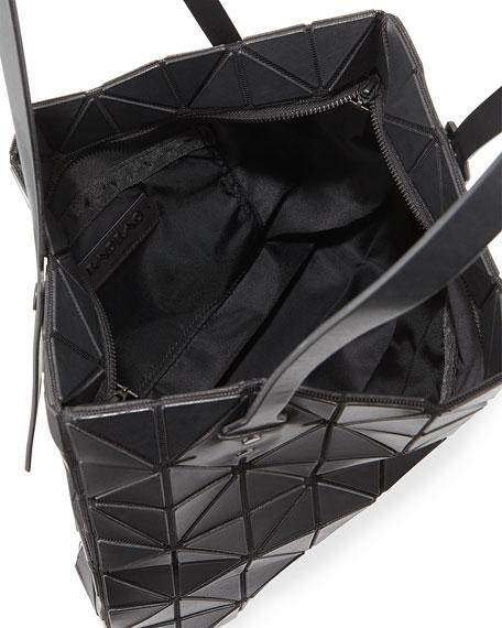 Rock Matte Shoulder Bag, Black