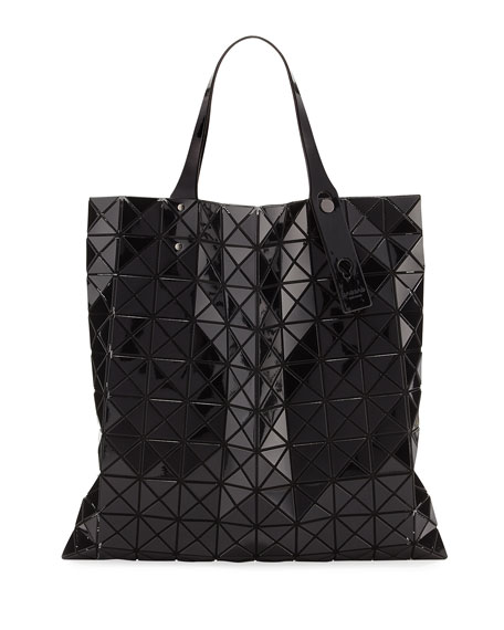 Bao Bao Prism Lightweight Tote Bag, Black