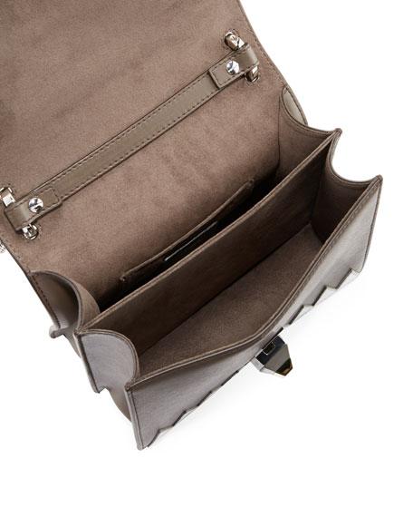 Kan I Faces Mini Shoulder Bag