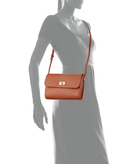 a1664d673f A.P.C. Greenwich Leather Crossbody Bag