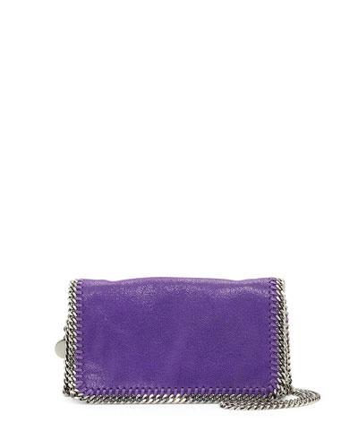 Falabella Crossbody Bag, Bright Purple
