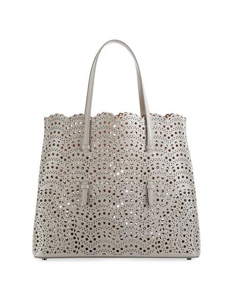 Tote Bag, Gray