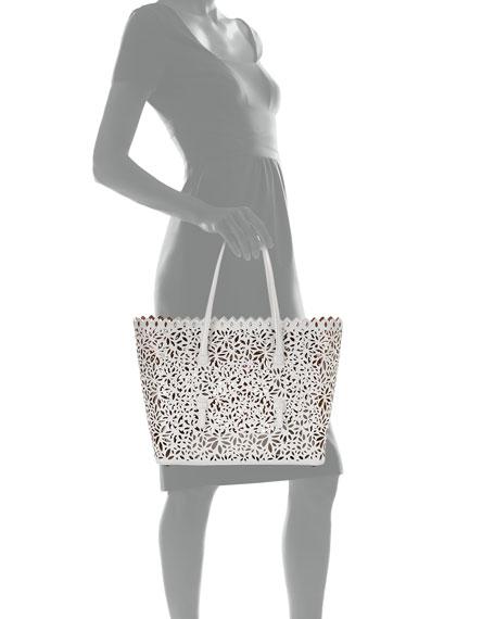 Tote Bag, White