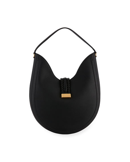 Ghianda Large Knot Hobo Bag