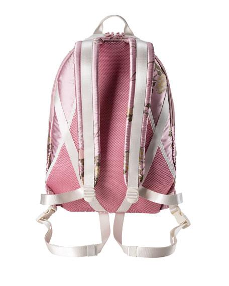 7784d6e7ec70 Fenty Puma by Rihanna Floral Jacquard Parachute Backpack