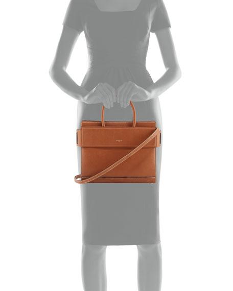 Horizon Small Leather Satchel Bag