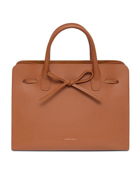 Sun Tote Bag, Brown