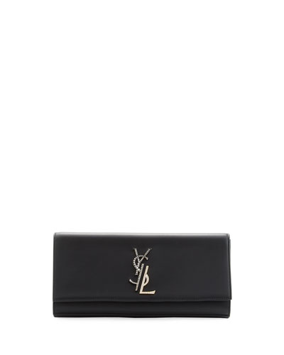 Monogram Kate East-West Clutch Bag