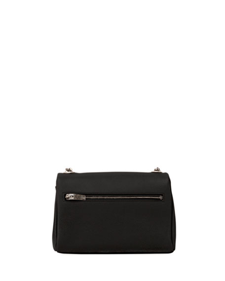 Monogram West Hollywood Crossbody Bag, Black