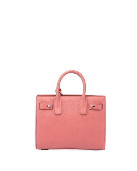 Sac de Jour Leather Nano Carryall Bag