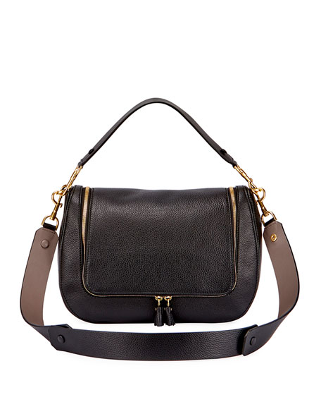 Anya Hindmarch Vere Maxi Satchel Bag, Black