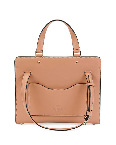 Joylock Medium Vitello Lux Satchel Bag
