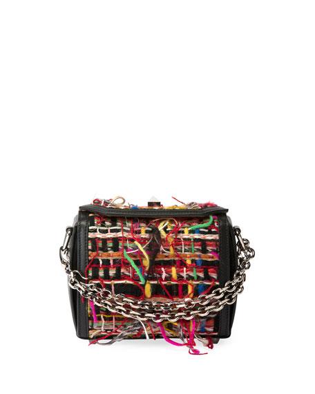 Box 16 Tweed/Leather Bag