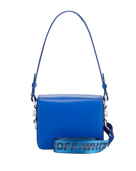 New Flap Leather Shoulder Bag