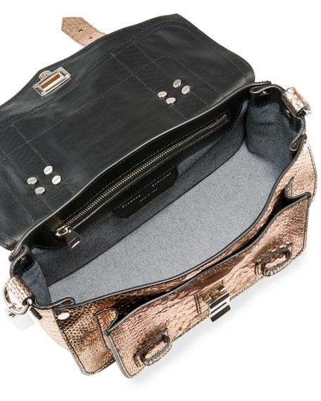 PS1+ Tiny Leather Satchel Bag