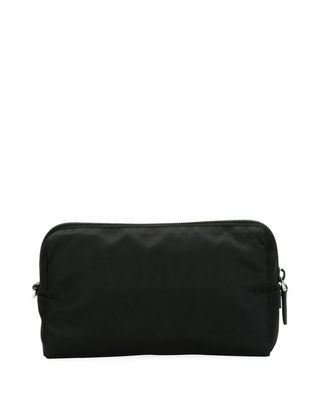 Vela Medium Triangle Cosmetics Bag