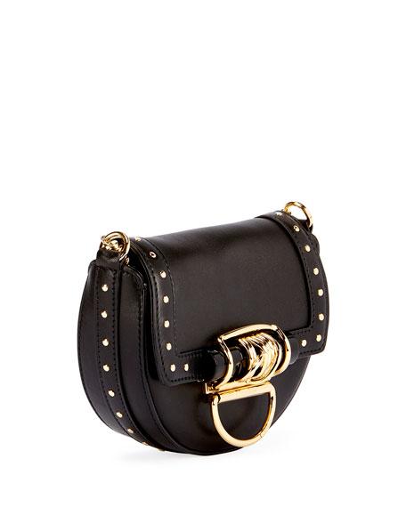 Leather Tassel Chain Shoulder Bag