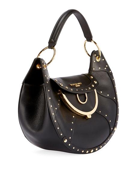 Full Moon Glove Patch Shoulder Bag