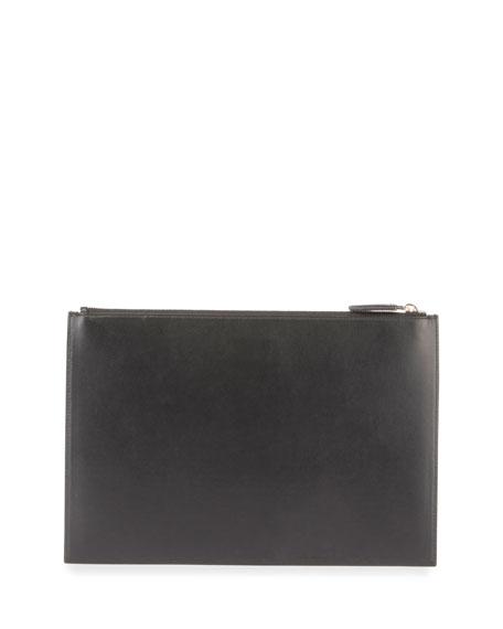 Pandora Medium Geometric-Print Pouch Bag