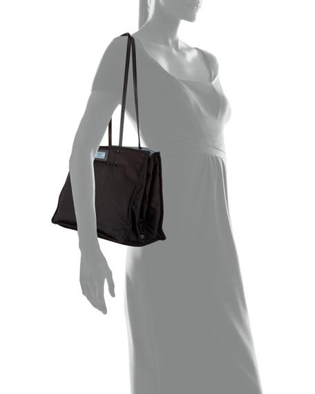 Tessuto Large Double Shoulder Tote Bag