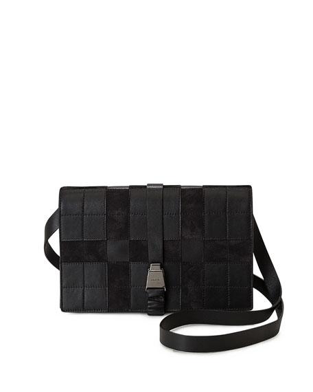 Alice Calfskin Shoulder Bag