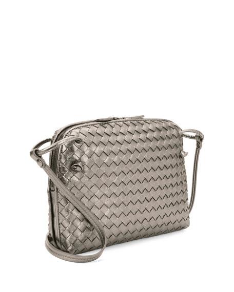 edfff455efaf Bottega Veneta Veneta Small Woven Messenger Bag