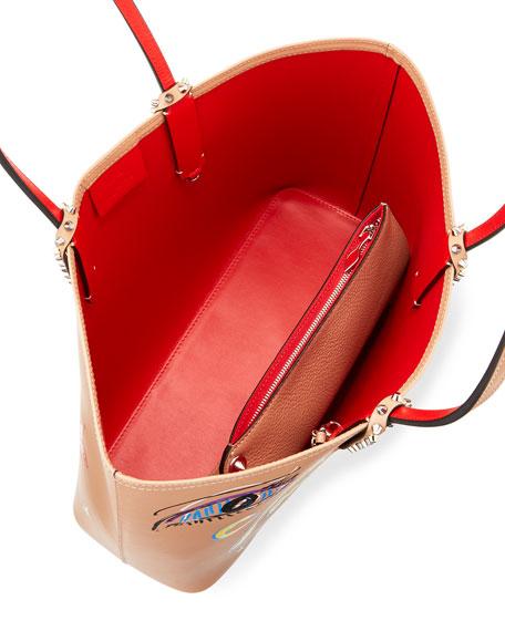 Cabata Small Calf Loubitag Paris Tote Bag