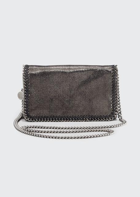 Stella McCartney Falabella Crossbody Bag, Gray