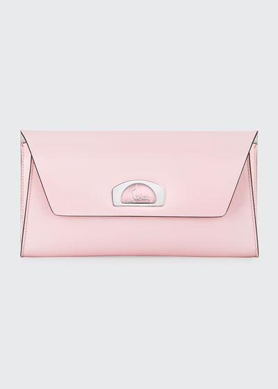 Vero Dodat Classic Leather Clutch Bag