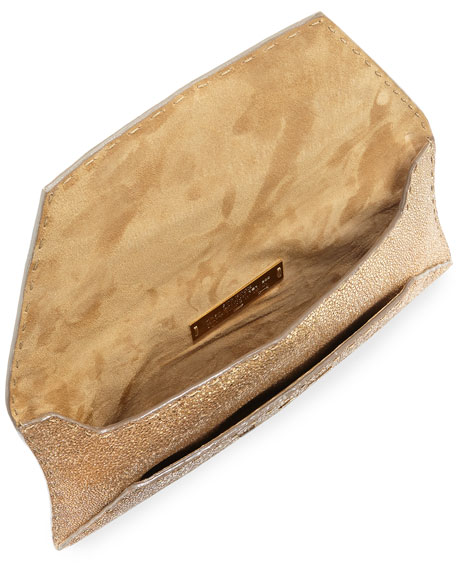 Manila Stretch Stingray Clutch Bag
