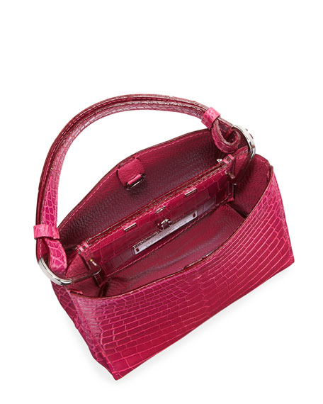 Seven 20 Cocco Alligator Top-Handle Bag
