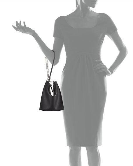 Genesis Mini Top-Handle Pouch Bag