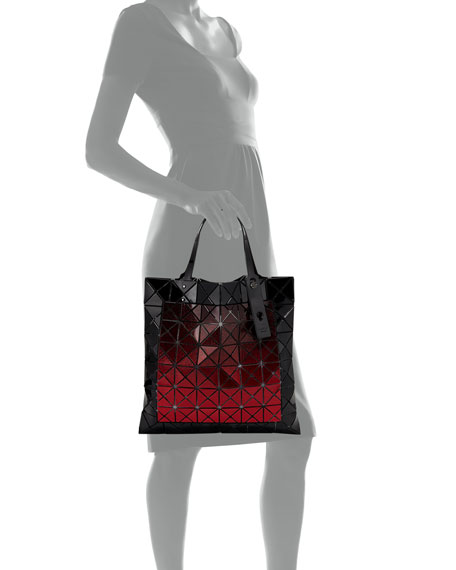 Mado Metallic Square Tote Bag