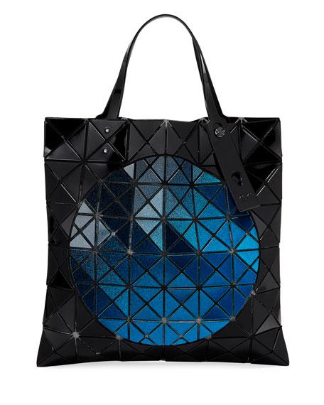 Mado Metallic Circle Tote Bag