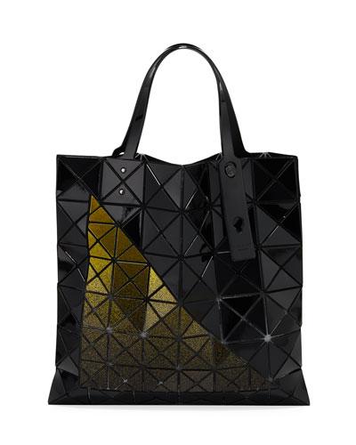 Mado Metallic Triangle Tote Bag
